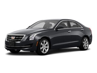 2016 CADILLAC ATS Luxury Collection AWD Sedan