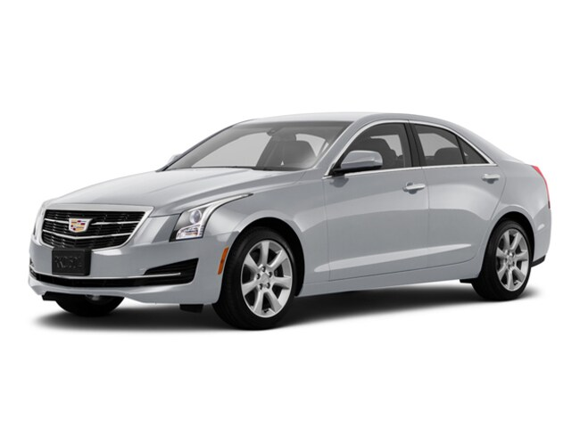 Used 2016 CADILLAC ATS 2.0L Turbo Luxury Collection Sedan For Sale in Nashua, NH