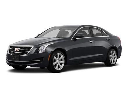 2016 Cadillac ATS Luxury Sedan 2.0t