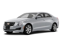 2016 Cadillac ATS 2.0L Turbo Sedan