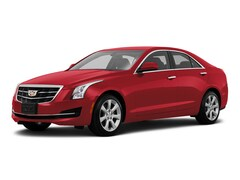 Certified used 2016 CADILLAC ATS 2.0L Turbo Standard Sedan for sale in Wilmington
