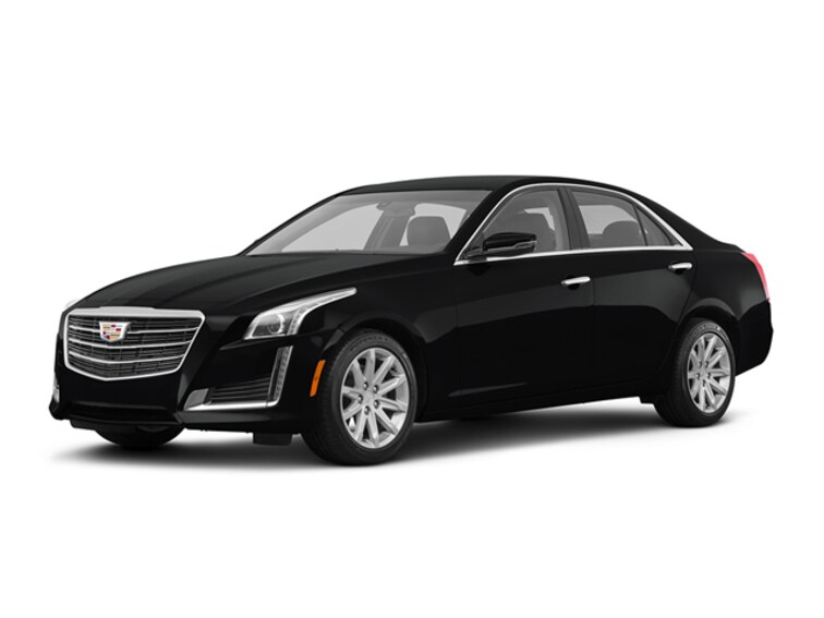 Used 2016 Cadillac CTS 2.0L Turbo Luxury Sedan for sale in Clarksville, TN