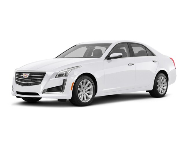 Used 2016 CADILLAC CTS 2.0L Turbo Luxury Collection Sedan For Sale Racine, WI