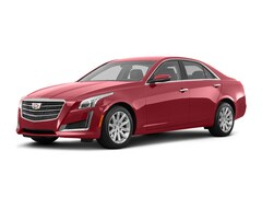Used 2016 Cadillac CTS Sedan Luxury Collection AWD Sedan for sale in Pleasantville, N