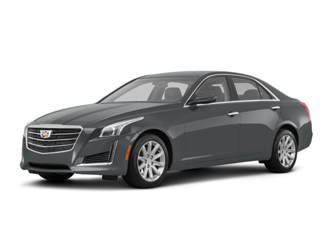 2016 CADILLAC CTS Luxury Collection RWD Sedan