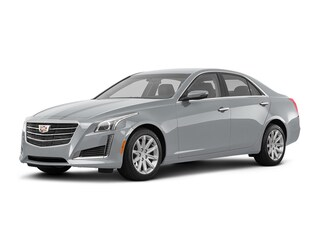 Used 2016 CADILLAC CTS 2.0L Turbo Luxury Collection Sedan for sale in Las Vegas