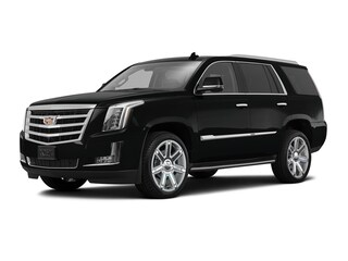 2016 Cadillac Escalade Luxury Navigation-DVD SUV