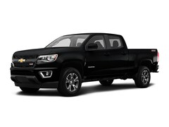 Used 2016 Chevrolet Colorado Z71 Crew Cab Truck