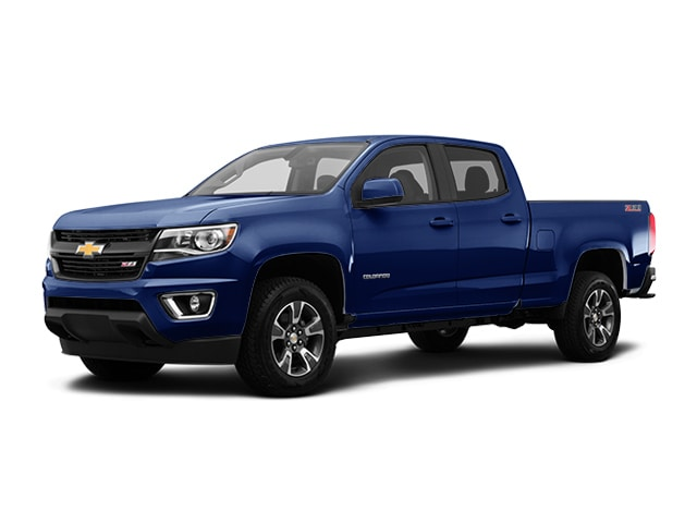 Used 2016 Chevrolet Colorado For Sale at Mesquite Ford