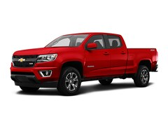 2016 Chevrolet Colorado Z71 Crew Cab Short Bed Truck