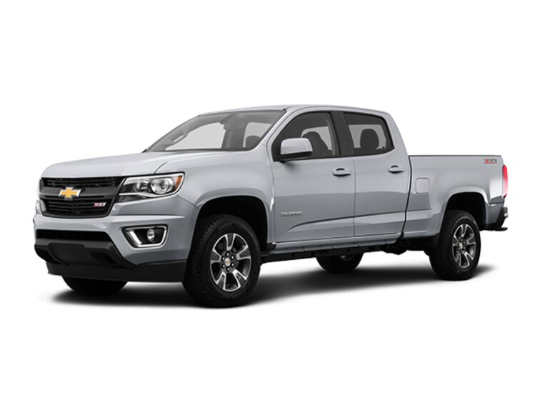Used 2016 Chevrolet Colorado Z71 Truck Crew Cab Webster, NY