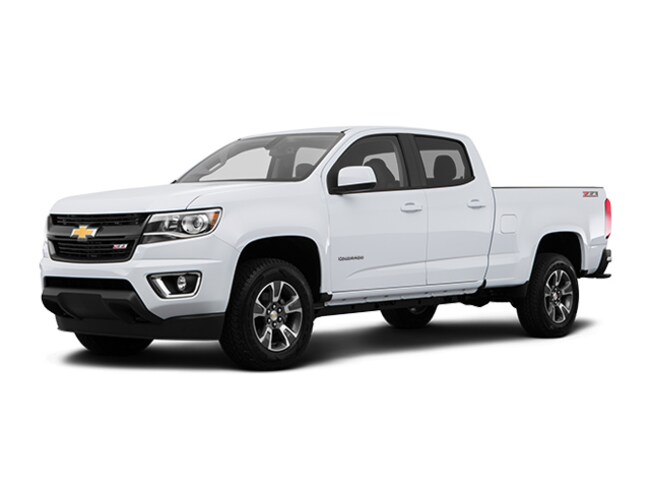 Used 2016 Chevrolet Colorado 2WD Z71 Truck Crew Cab for sale in Homosassa, FL at Crystal Chrysler Dodge Jeep