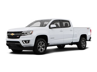 2016 Chevrolet Colorado Z71 Truck Crew Cab for sale near you in Latham, NY