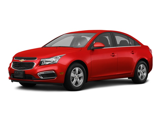 2016 Chevrolet Cruze Limited 4dr Sdn Auto LT w/1LT Sedan