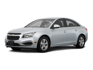 Bargain Used 2016 Chevrolet Cruze Limited 1LT Sedan under $15,000 for Sale in Joplin