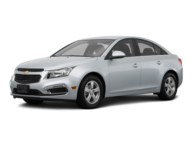 2016 Chevrolet Cruze Limited LT Car