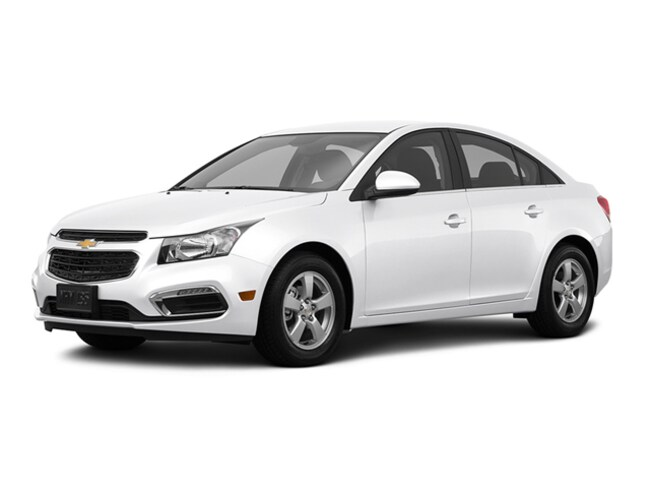 Used 2016 Chevrolet Cruze Limited 1LT Auto Sedan Green Bay
