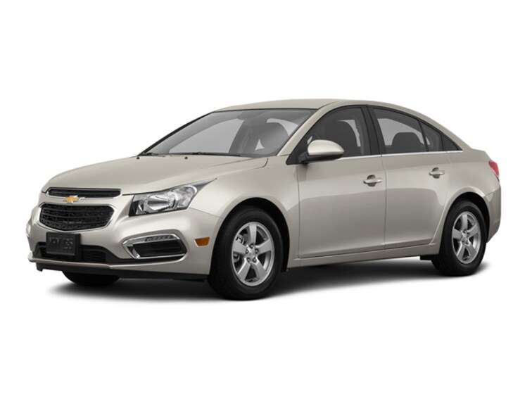 Used 2016 Chevrolet Cruze Limited 1LT Manual Sedan For Sale Lubbock, Texas