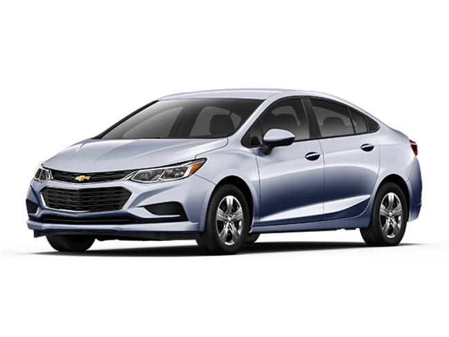 2016 Chevrolet Cruze LS Car