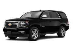 used 2016 Chevrolet Tahoe LTZ SUV
