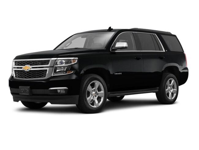 Used 2016 Chevrolet Tahoe LTZ SUV Bakersfield