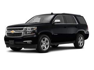 2016 Chevrolet Tahoe LTZ SUV for sale near you in Latham, NY