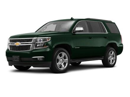 2016 Chevrolet Tahoe LTZ 4WD  LTZ