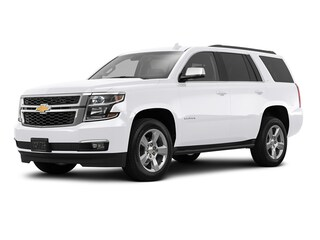 Used 2016 Chevrolet Tahoe 4WD 4dr LTZ SUV