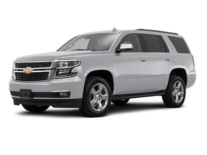 Used 2016 Chevrolet Tahoe For Sale at Max Ford of