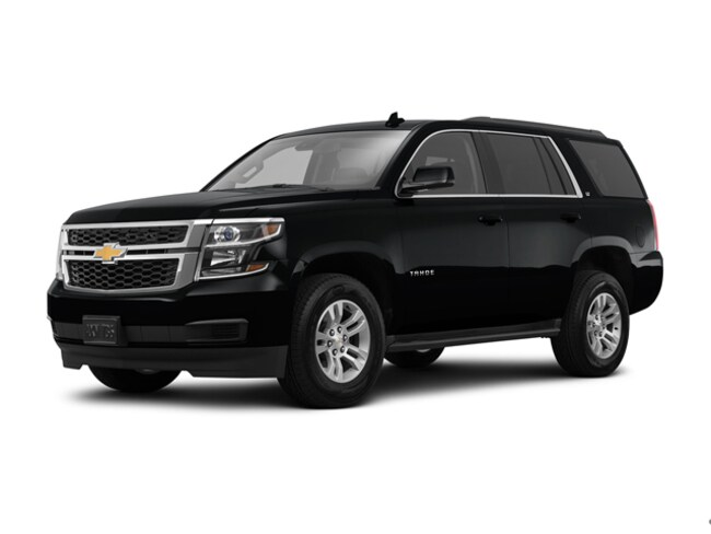 Used 2016 Chevrolet Tahoe LT SUV for sale near Charlotte
