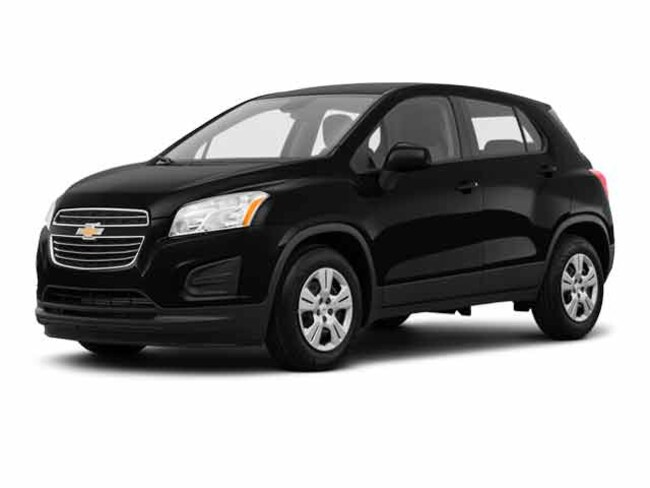 Used 2016 Chevrolet Trax LS SUV in Columbus