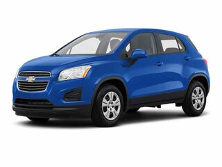 Used 2016 Chevrolet Trax LS SUV for sale near you in Seekonk, MA