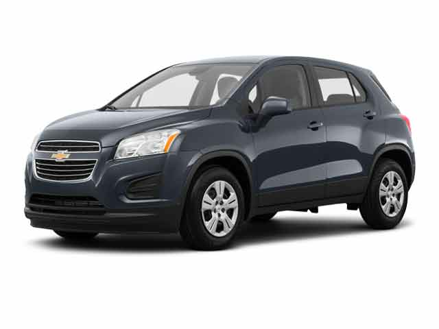 New 2016 Chevrolet Trax LS SUV Buffalo NY