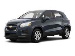 Used 2016 Chevrolet Trax LT SUV M2084 for sale at Courtesy Motors in Danville, IL