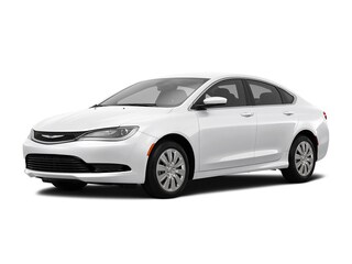 2016 Chrysler 200 LX SEDAN ***1-OWNER***PURCHASED HERE!*** Berline