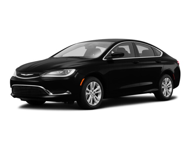 2016 Chrysler 200 Limited Berline