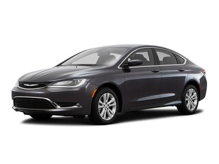 2016 Chrysler 200 Limited Car