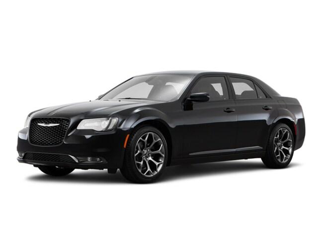 2016 Chrysler 300 S Sedan