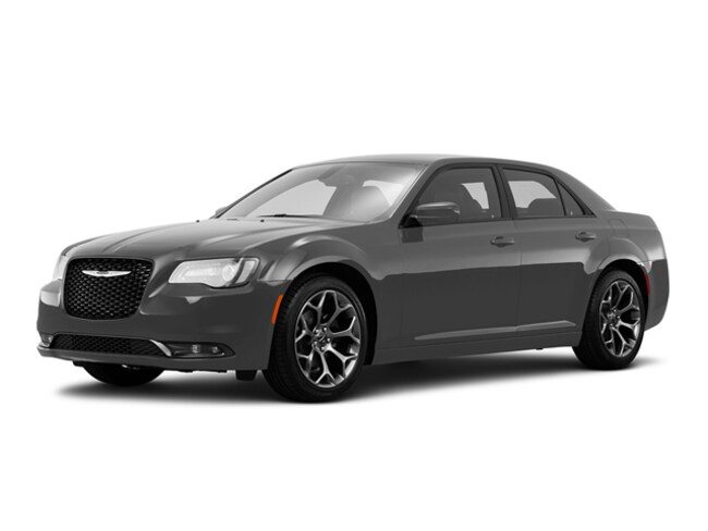 2016 Chrysler 300 4dr Sdn 300S RWD Car