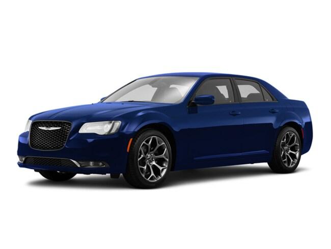 2016 Chrysler 300 S All-wheel Drive Sedan
