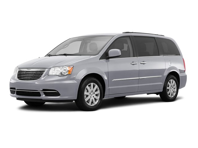 2016 Chrysler Town & Country Van