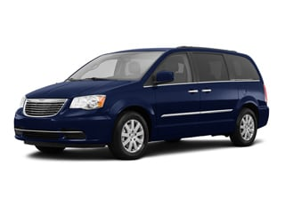 2016 Chrysler Town & Country Van True Blue Pearlcoat
