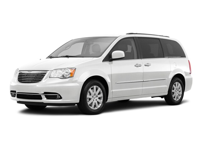 2016 Chrysler Town & Country TOURING-QUADS-THIRD-STOW N GO-DVD-BACKUP CAM-1 OWN Van LWB Passenger Van