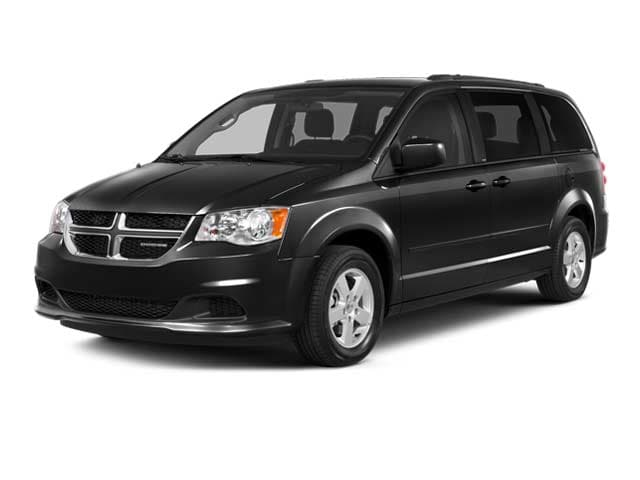 2016 Dodge Grand Caravan SXT Premium Plus Van