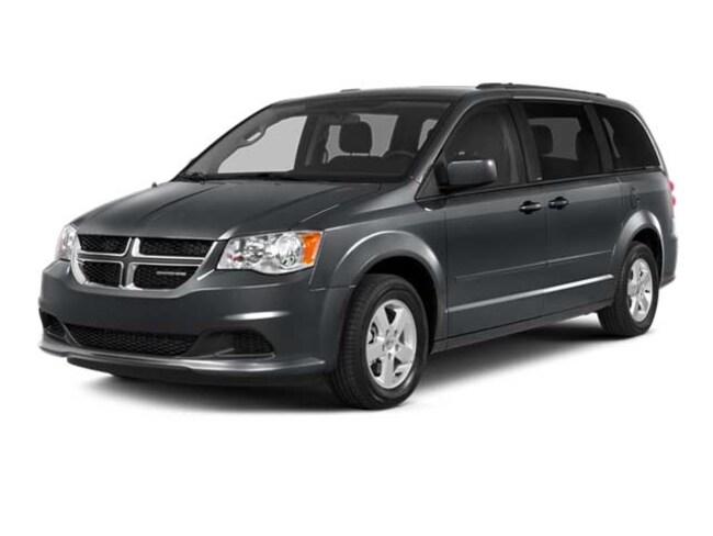 2016 Dodge Grand Caravan Passenger Van SE/SXT Passenger Van
