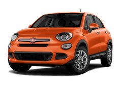Used 2016 FIAT 500X Easy SUV for sale in Tulsa, OK