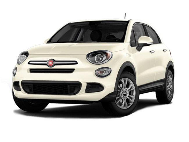 Used 2016 FIAT 500X Easy Easy  Crossover Chiefland