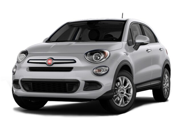 2016 FIAT 500X Easy 4dr Crossover SUV