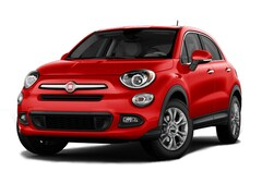 Used 2016 FIAT 500X Lounge SUV ZFBCFXDT7GP386543 in Baraboo WI