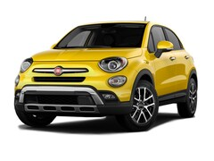 Bargain Used 2016 FIAT 500X Trekking Plus SUV under $15,000 for Sale in Ithaca, NY
